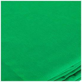 Фотофон 3 х 3 м тканевый хромакей Зеленый (R0549)
