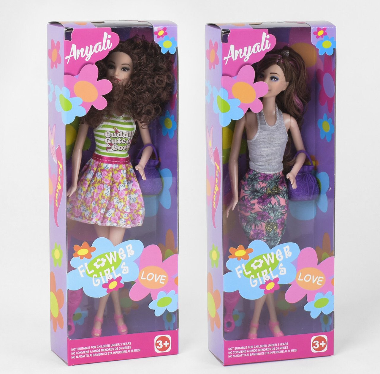 Лялька Anyali 11*5*33 см (200-1 / 4)