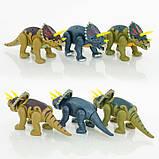 Динозавр WS 5301 (24/2) 35 см, ходит, подсветка, звук, 2 вида, в коробке, фото 2