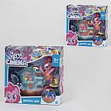 Пони с акссесуарами BL 066 (120) стойка для продажи сладостей, аксессуары, в коробке, фото 2
