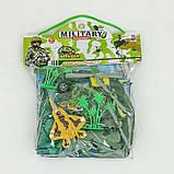 Военный игровой набор 8633 А (84/2) 2 вида, в кульке, фото 2