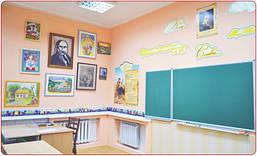Стенды посвященные Т.Г.Шевченко