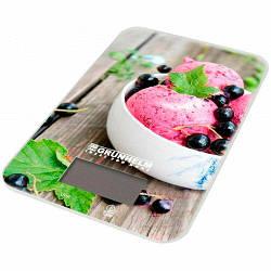Ваги кухонні GRUNHELM KES-1RIC (морозиво)