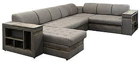 Диван П-образный дизайнерский под заказ №12 (Мебель-Плюс TM)