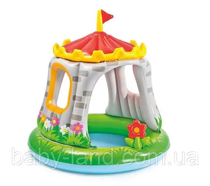 Детский надувной бассейн Замок Intex 57122
