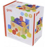 Развивающая игрушка Goki Сортер (WM254)