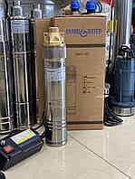 Насос глубинный 4SKM 100 0.75 кВт GRANDWATER(Польша) скважинный