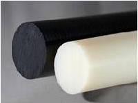 Капролон стержень от 20 до 120мм черный (1000 мм)