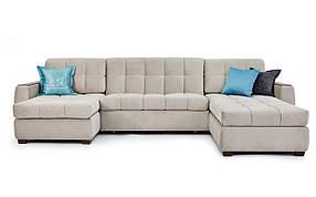 Диван П-образный дизайнерский под заказ №15 (Мебель-Плюс TM)