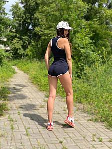 Шорты женские для занятий фитнесом короткие 42-48 р