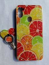 Чехол Samsung A11/M11 Mix of Fruits