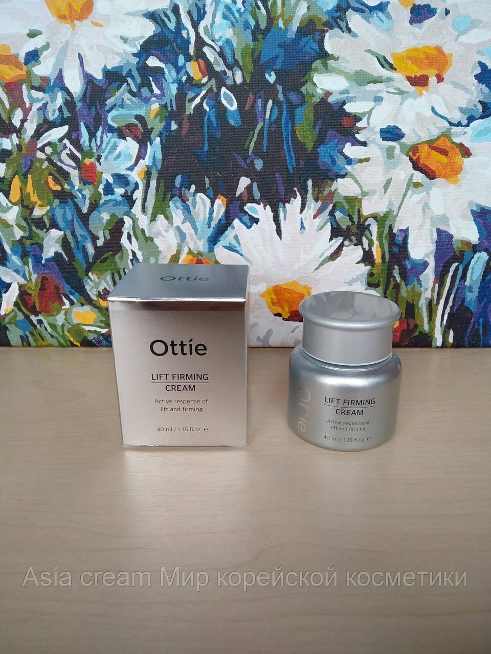 Антивозрастной лифтинг крем для лица с пептидами Ottie Lift Firming Cream