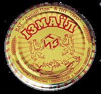 Крышки закаточные металлические «Измаил» СКО 1-82