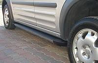 Боковые пороги, подножки Ford Connect (2002+)