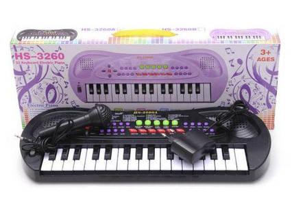 Пианино с микрофоном (32 клавиши) HS3260A