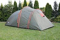 Палатка туристическая Abarqs Stella 3 новая двухслойная