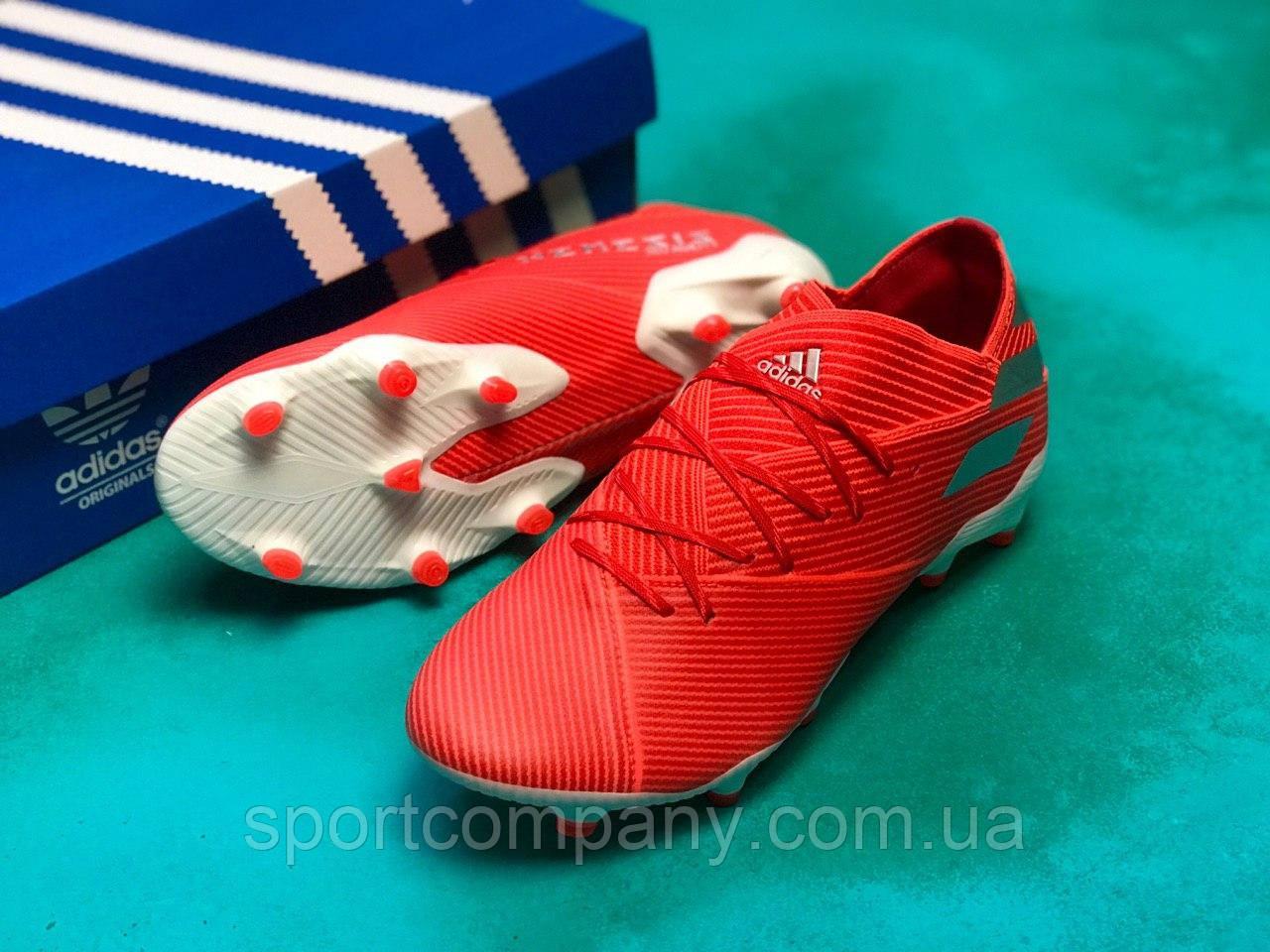 Бутсы Adidas Nemeziz 19.1 (адидас немезиз)