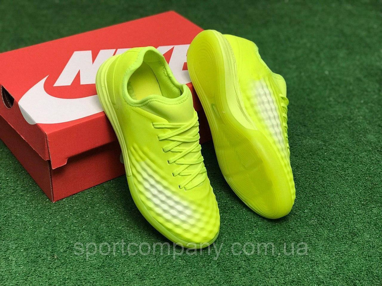 Футзалки  Nike Magista TF/найк магиста/футбольная обувь