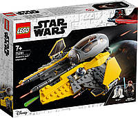 Lego Star Wars Джедайский перехватчик Энакина 75281