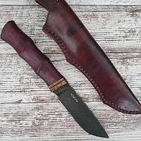 Нож ручной работы Crazy Cut (сталь K190-PM), фото 1