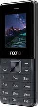 Мобильный телефон Tecno T301 Dual Sim Black