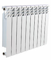 Биметаллический радиатор Leberg HFS-500B (10 секций)