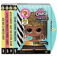 Лялька L.O.L. Surprise! - манекен O.M.G. Королева Бджілка з акс. (566229)