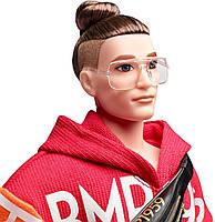 Колекційна лялька Барбі Barbie BMR1959 Кен в худі GHT93, фото 7