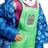Колекційна лялька Барбі Barbie BMR1959 Кен Неон GHT96, фото 8