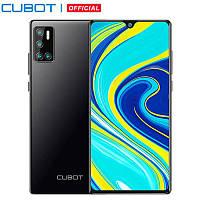 """Смартфон CUBOT P40 4/128 GB 6.2"""" HD+ Helio A20 4200 mAh Android 10 NFC"""