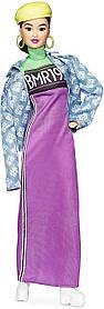 Коллекционная кукла Барби Barbie BMR1959 Азиатка Неон GHT95