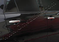 Lexus RX 2003-2009 гг. Накладки на ручки (4 шт., нерж.)