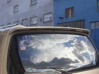 Hyundai Starex H1 H200 1998-2007 гг. Спойлер короткая база (под покраску)