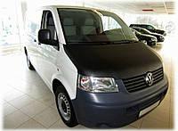 Volkswagen T5 Transporter 2003-2010 гг. Чехол капота (кожазаменитель)