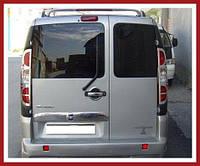 Fiat Doblo I 2001-2005 гг. Спойлер Brabos-style (под покраску)