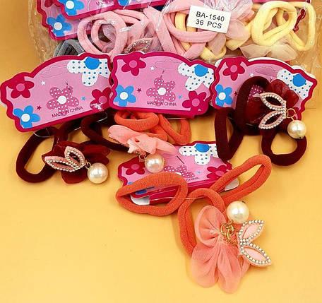 Резинка для волос / цена за 3 шт, фото 2