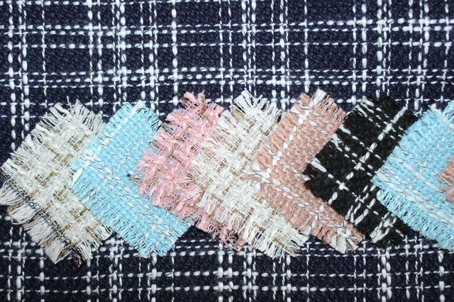 Ткань костюмная плательная