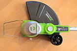 Садовый аккумуляторный триммер Greenworks  40 V модель 21302  с  АКБ 2 Ач и ЗУ, фото 7