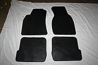 Audi A6 C5 1997-2001 гг. Резиновые коврики (4 шт, Stingray Premium)