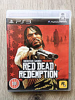 Red Dead Redemption (англ.) (б/у) PS3, фото 1