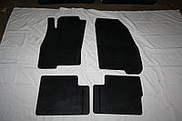 Fiat Punto Grande/EVO 2006↗ и 2011↗ гг. Резиновые коврики (4 шт, Stingray Premium)