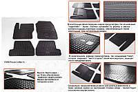 Ford C-Max/Grand C-Max 2010↗ рр. Гумові килимки (4 шт, Stingray Premium)