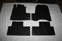 Honda CRV 2007-2011 гг. Резиновые коврики (4 шт, Stingray Premium)