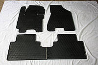 Hyundai Tucson JM 2004↗ гг. Резиновые коврики (4 шт, Stingray Premium)