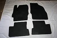 Mazda 3 2009-2013 гг. Резиновые коврики (4 шт, Stingray Premium)