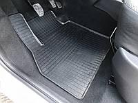 Renault Kangoo 2008-2019 гг. Резиновые коврики (Stingray) 2 шт, Premium - без запаха резины