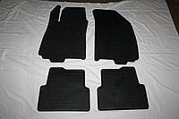 Chevrolet Aveo T300 2011↗ гг. Резиновые коврики (4 шт, Stingray)