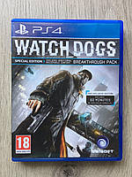 Watch Dogs (рус.) (б/у) PS4, фото 1