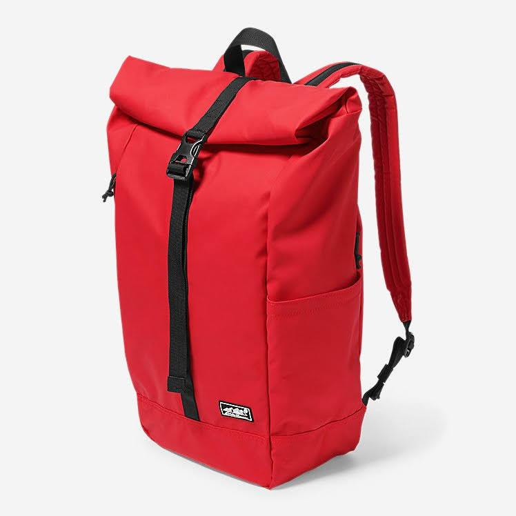 Рюкзак Eddie Bauer Camano Roll Top Pack Red