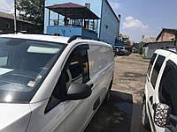 Mercedes Vito / V W447 2014↗ гг. Рейлинги черные Оригинальный дизайн Средняя база (LONG)